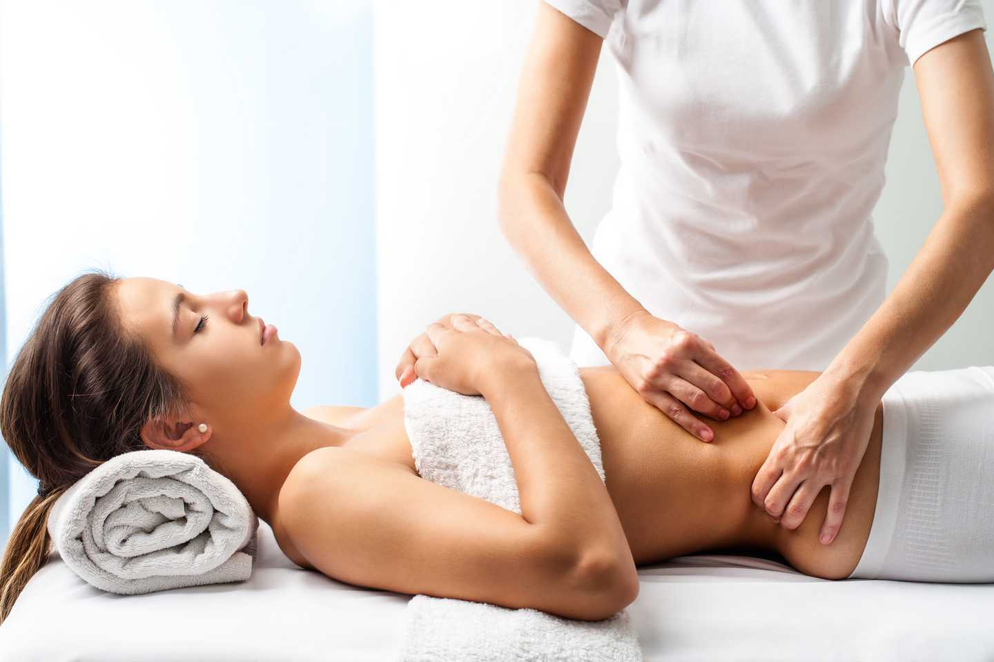 digestive remedy massage